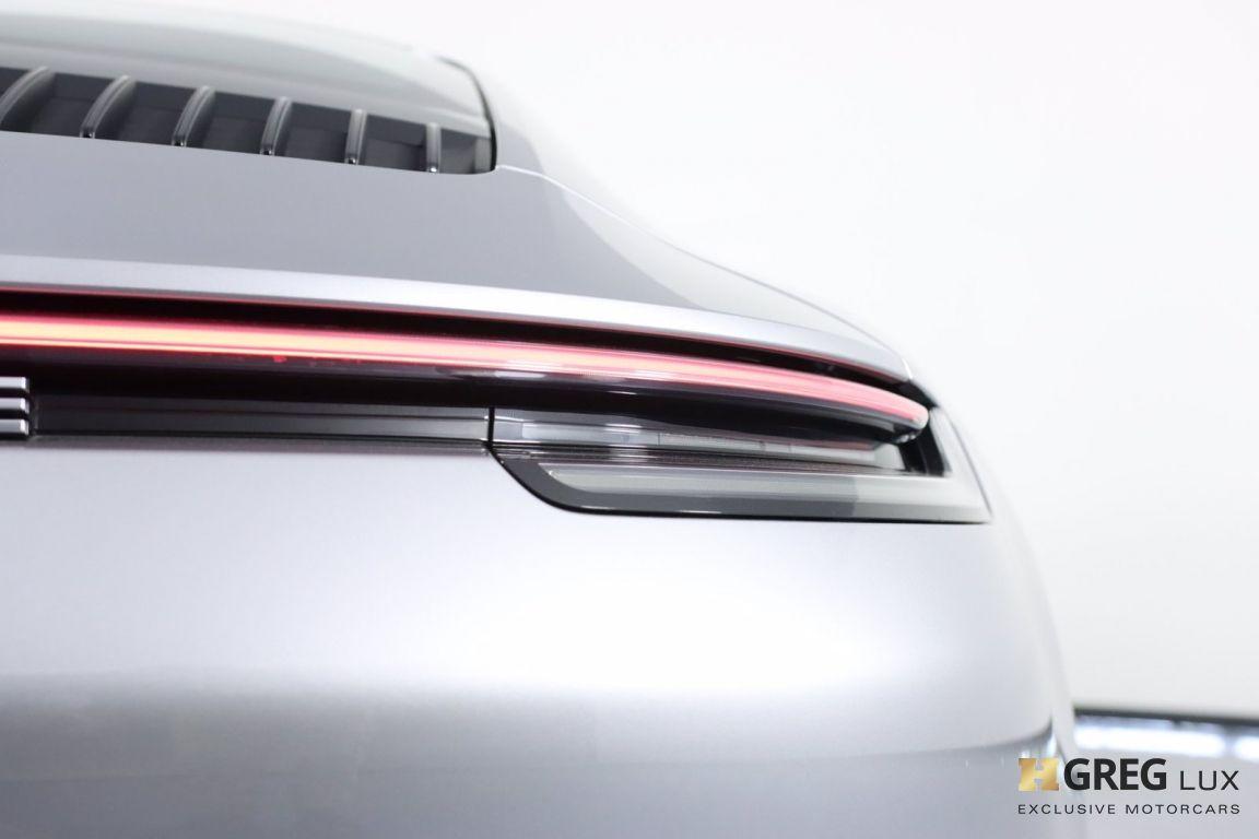 2021 Porsche 911 Carrera 4S #58