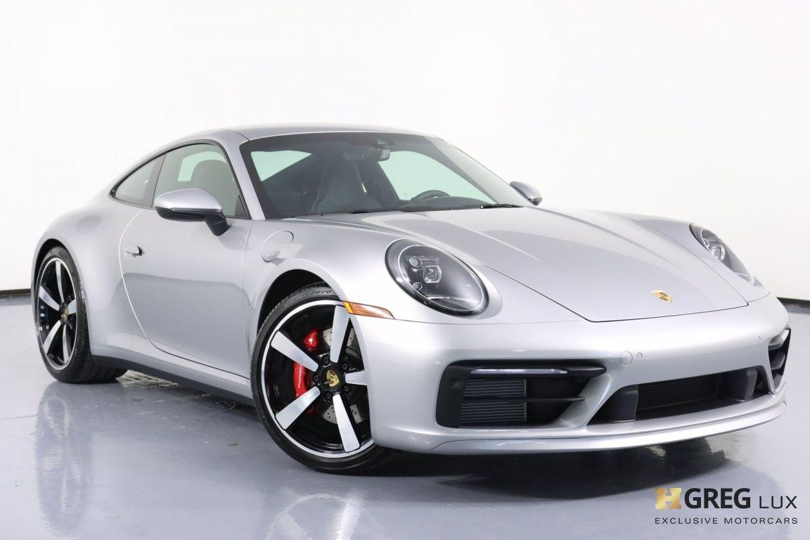 2021 Porsche 911 Carrera 4S #0