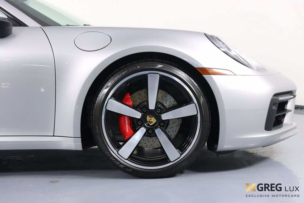2021 Porsche 911 Carrera 4S #11
