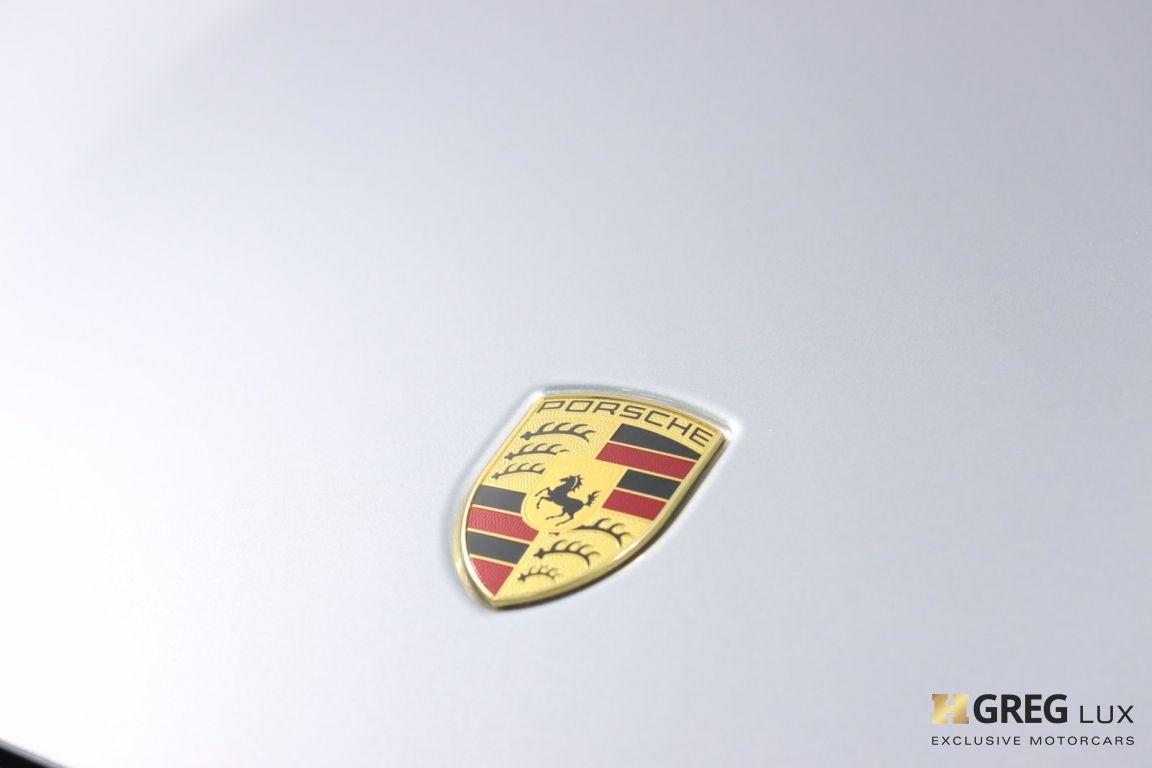 2021 Porsche 911 Carrera 4S #7