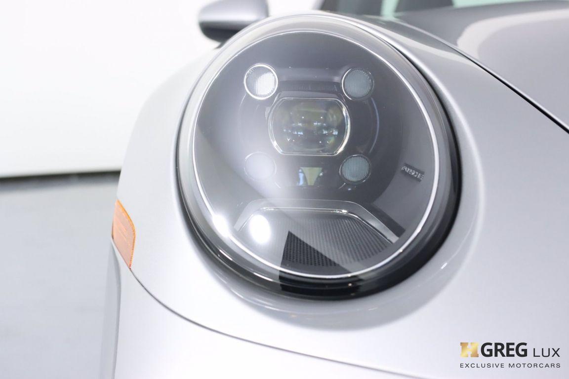 2021 Porsche 911 Carrera 4S #5