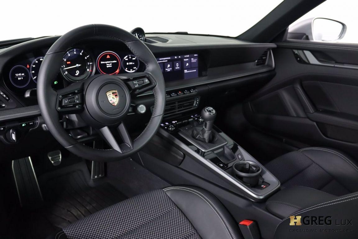 2021 Porsche 911 Carrera 4S #1