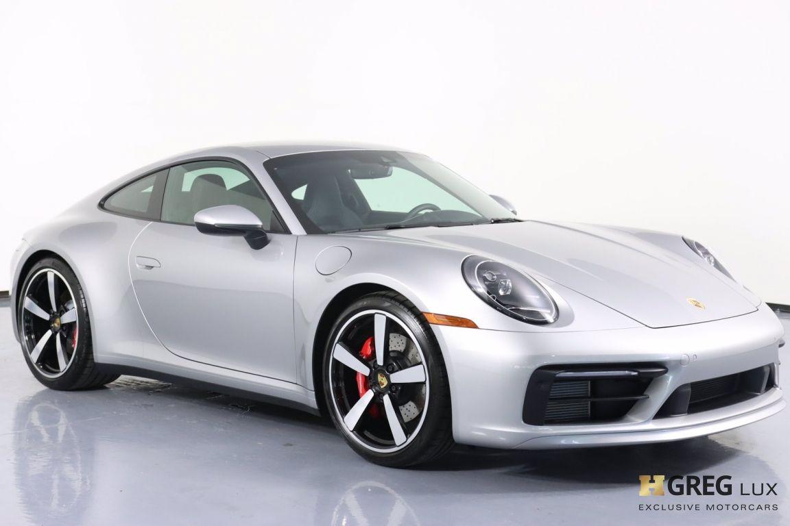 2021 Porsche 911 Carrera 4S #10