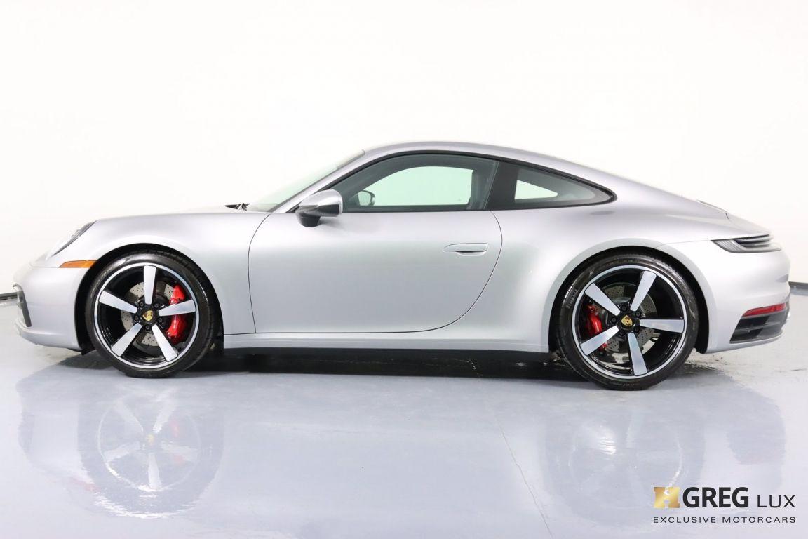 2021 Porsche 911 Carrera 4S #19