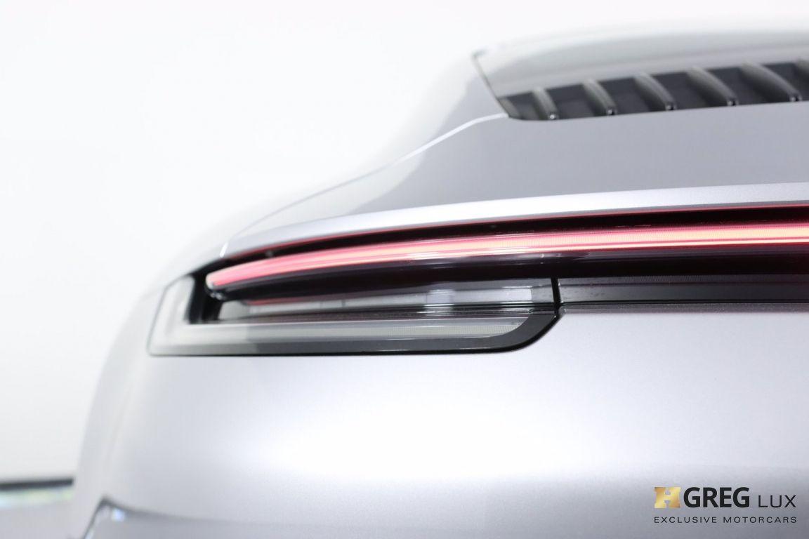 2021 Porsche 911 Carrera 4S #57