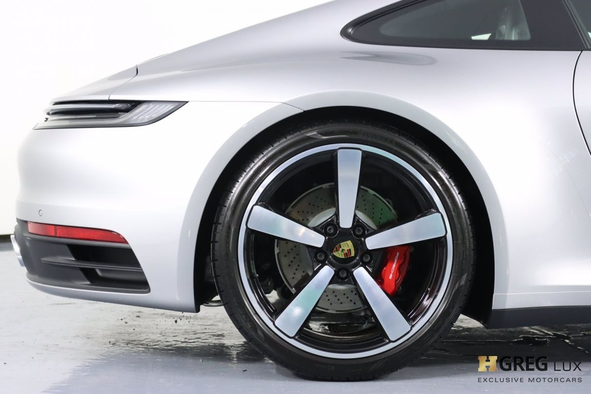2021 Porsche 911 Carrera 4S #14
