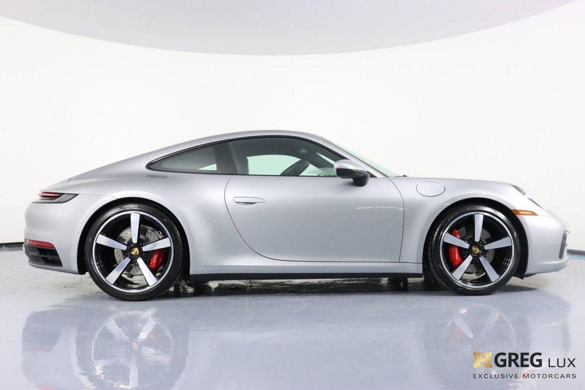 2021 Porsche 911 Carrera 4S #55