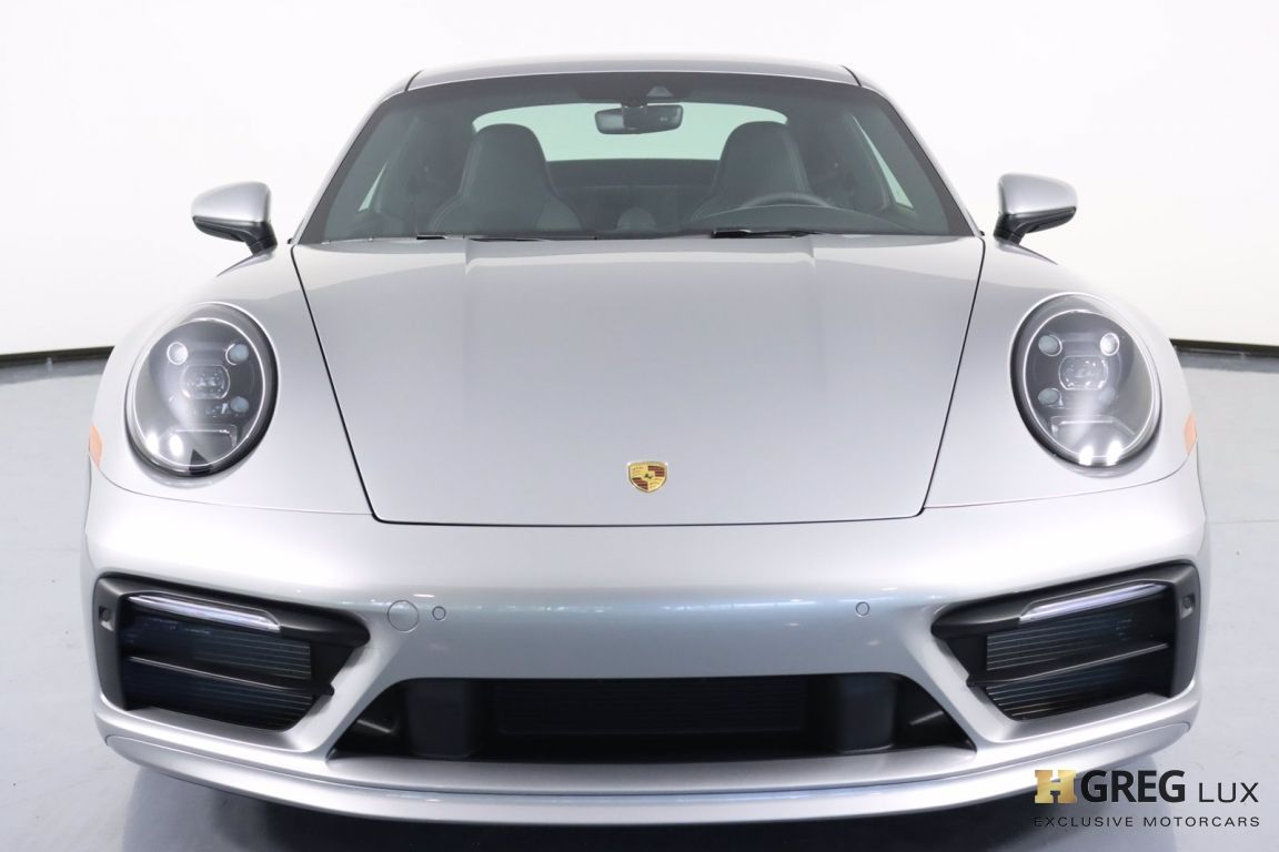 2021 Porsche 911 Carrera 4S #4