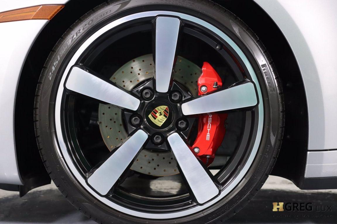 2021 Porsche 911 Carrera 4S #21
