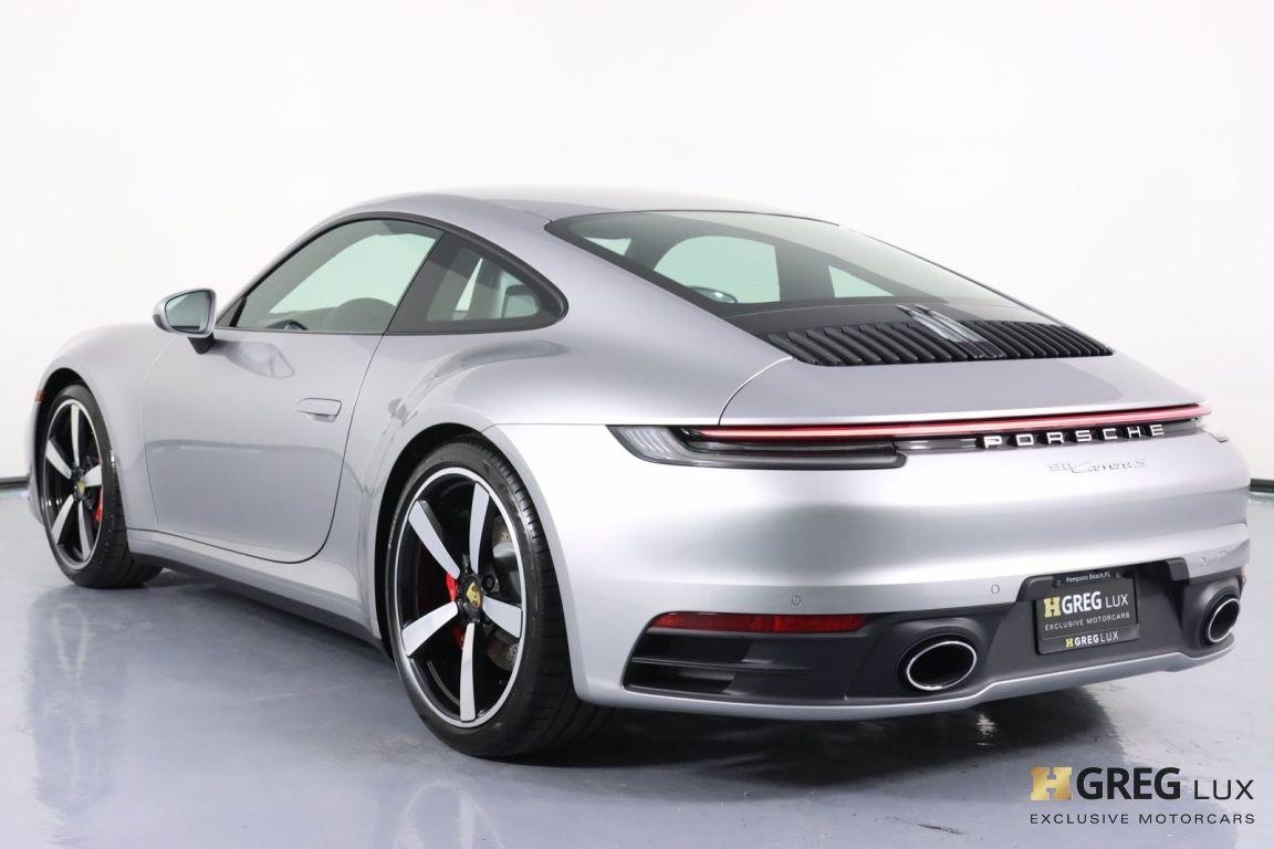 2021 Porsche 911 Carrera 4S #59