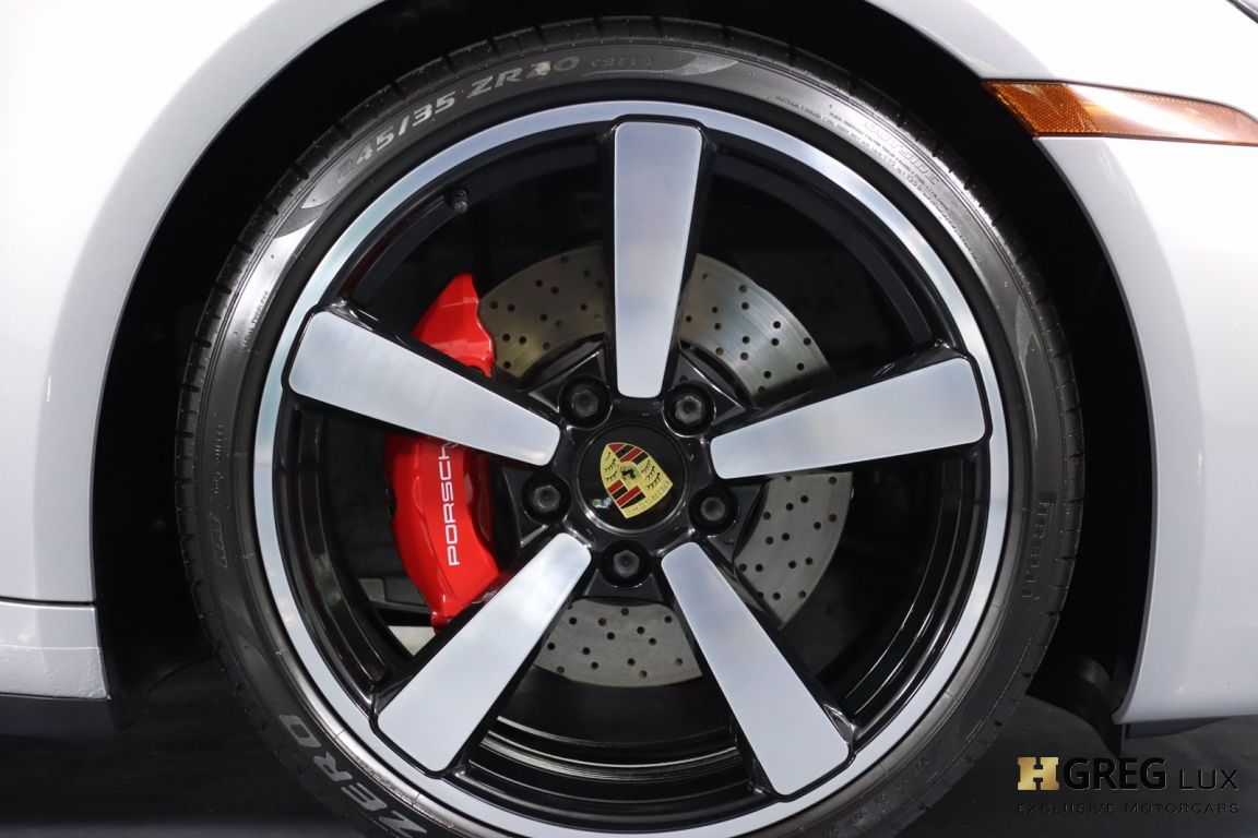 2021 Porsche 911 Carrera 4S #12
