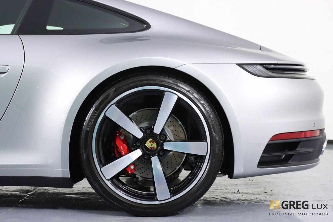 2021 Porsche 911 Carrera 4S #22