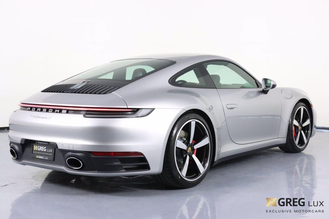 2021 Porsche 911 Carrera 4S #56