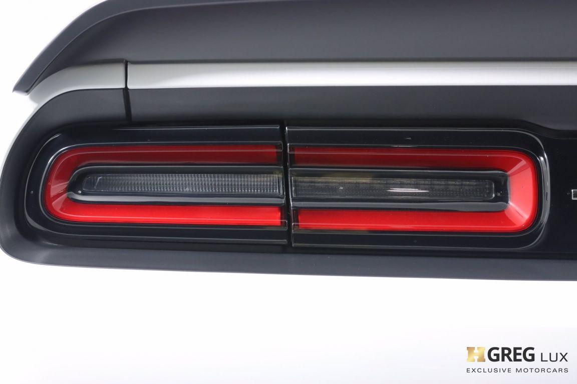 2020 Dodge Challenger SRT Super Stock #17