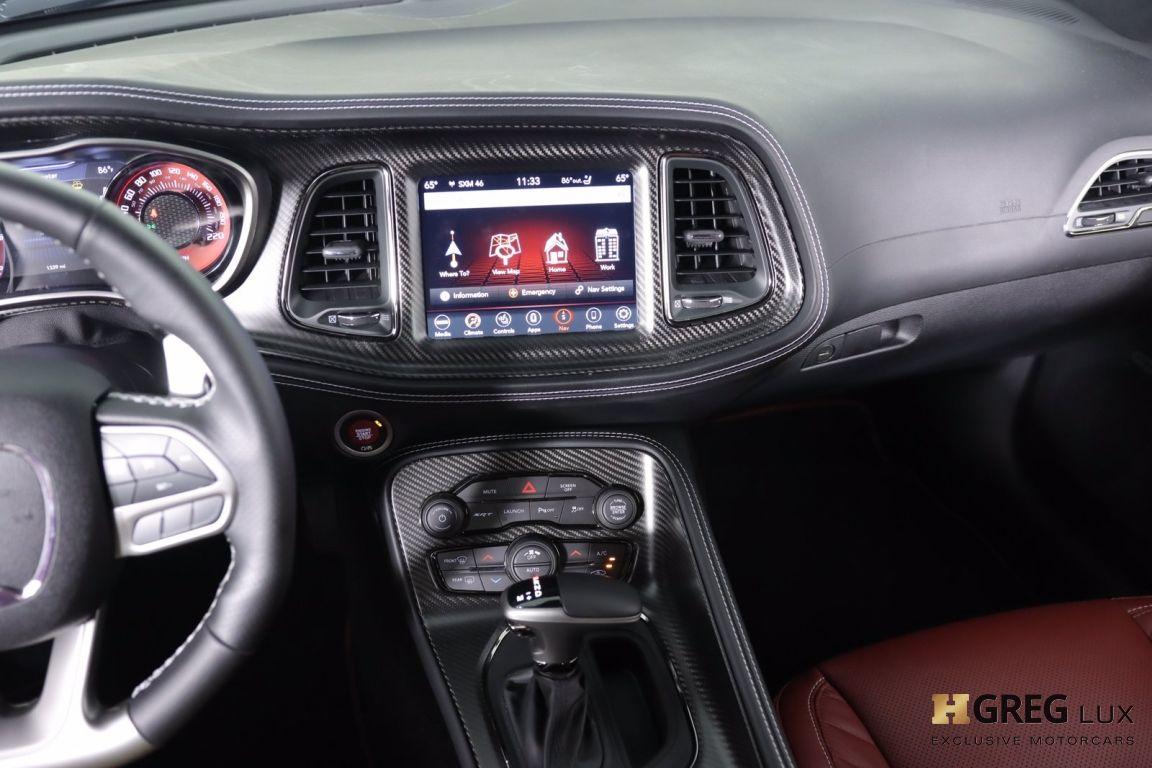 2020 Dodge Challenger SRT Super Stock #37