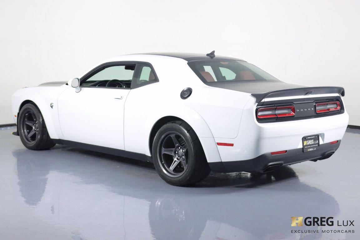 2020 Dodge Challenger SRT Super Stock #19