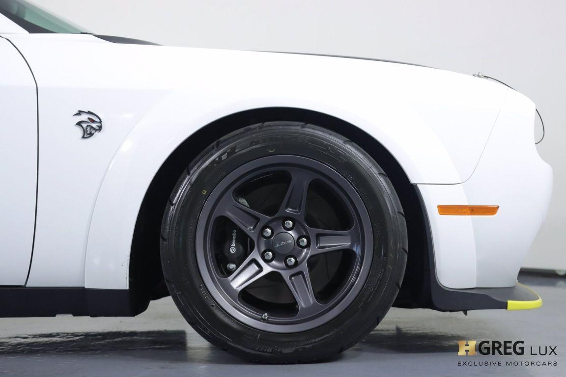 2020 Dodge Challenger SRT Super Stock #11