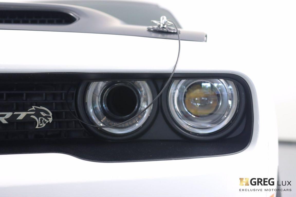 2020 Dodge Challenger SRT Super Stock #5