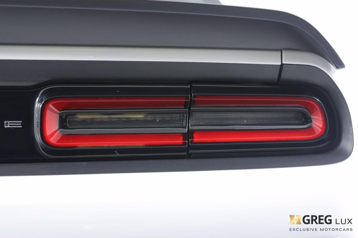 2020 Dodge Challenger SRT Super Stock #18
