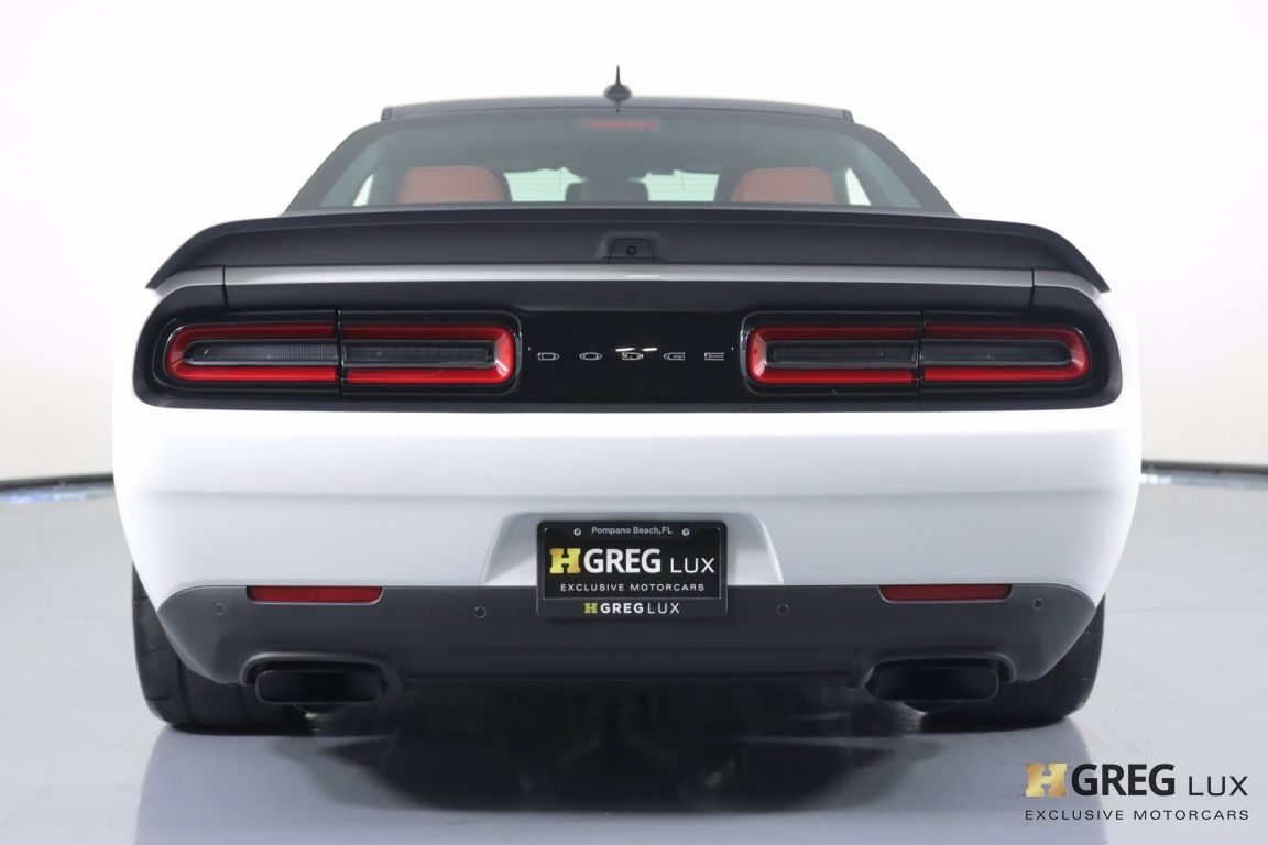 2020 Dodge Challenger SRT Super Stock #16