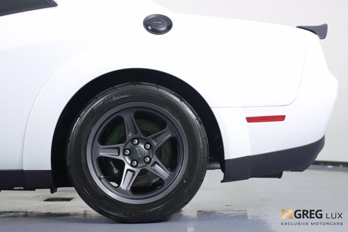 2020 Dodge Challenger SRT Super Stock #22