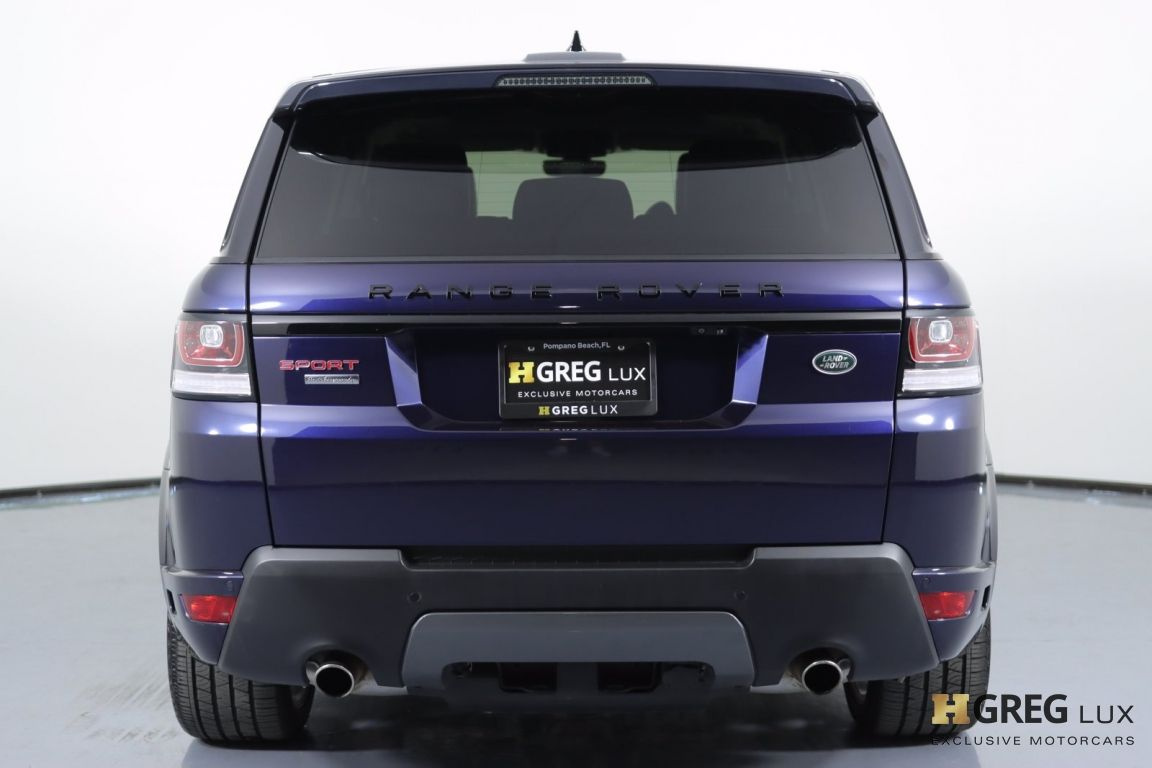 2017 Land Rover Range Rover Sport Autobiography #17