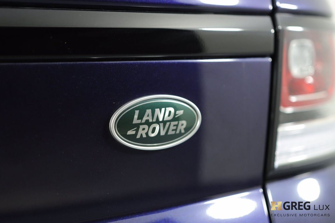2017 Land Rover Range Rover Sport Autobiography #21