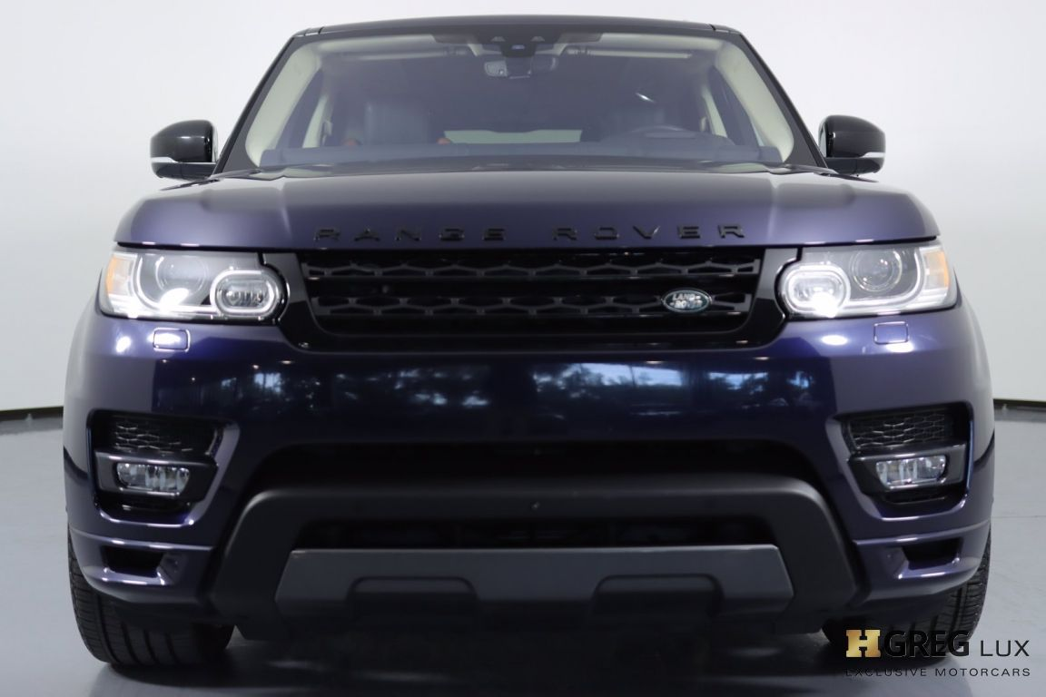 2017 Land Rover Range Rover Sport Autobiography #4
