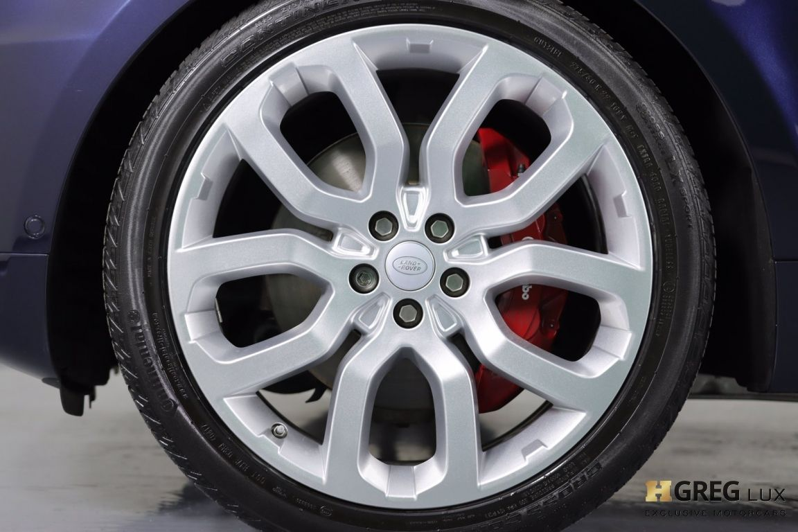 2017 Land Rover Range Rover Sport Autobiography #25