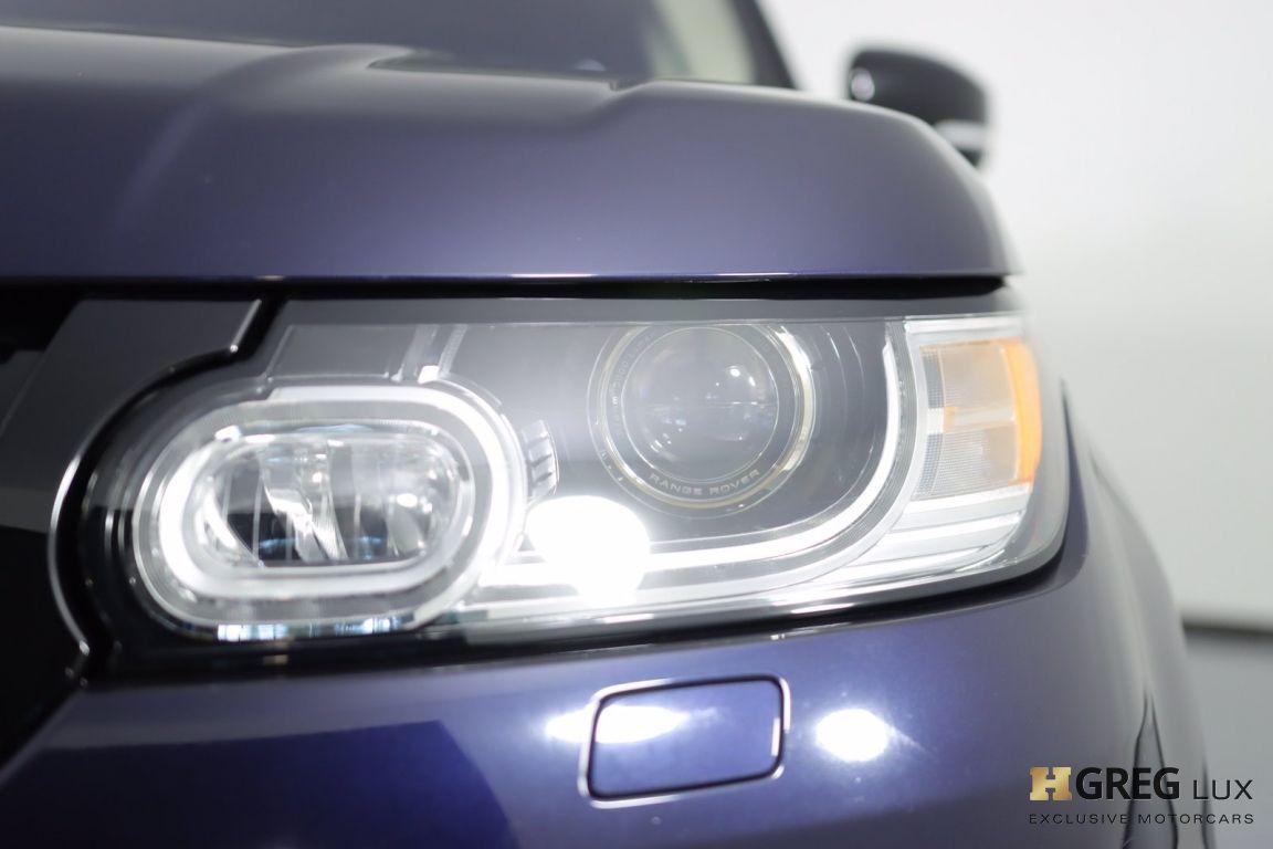 2017 Land Rover Range Rover Sport Autobiography #6