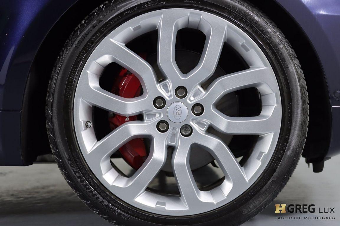 2017 Land Rover Range Rover Sport Autobiography #13
