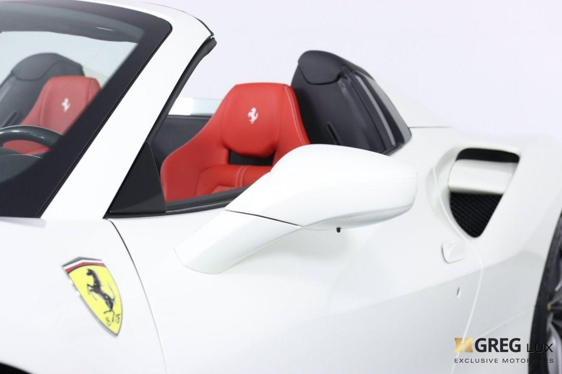 2018 Ferrari 488 Spider  #10