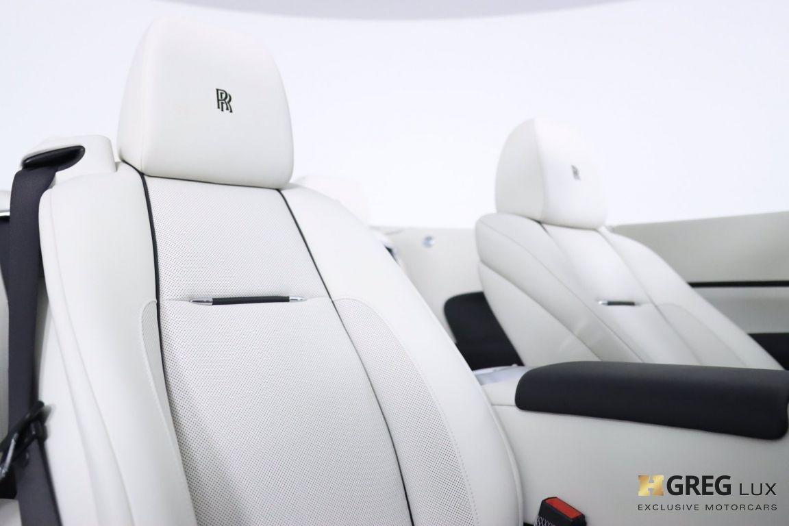 2018 Rolls Royce Dawn  #27
