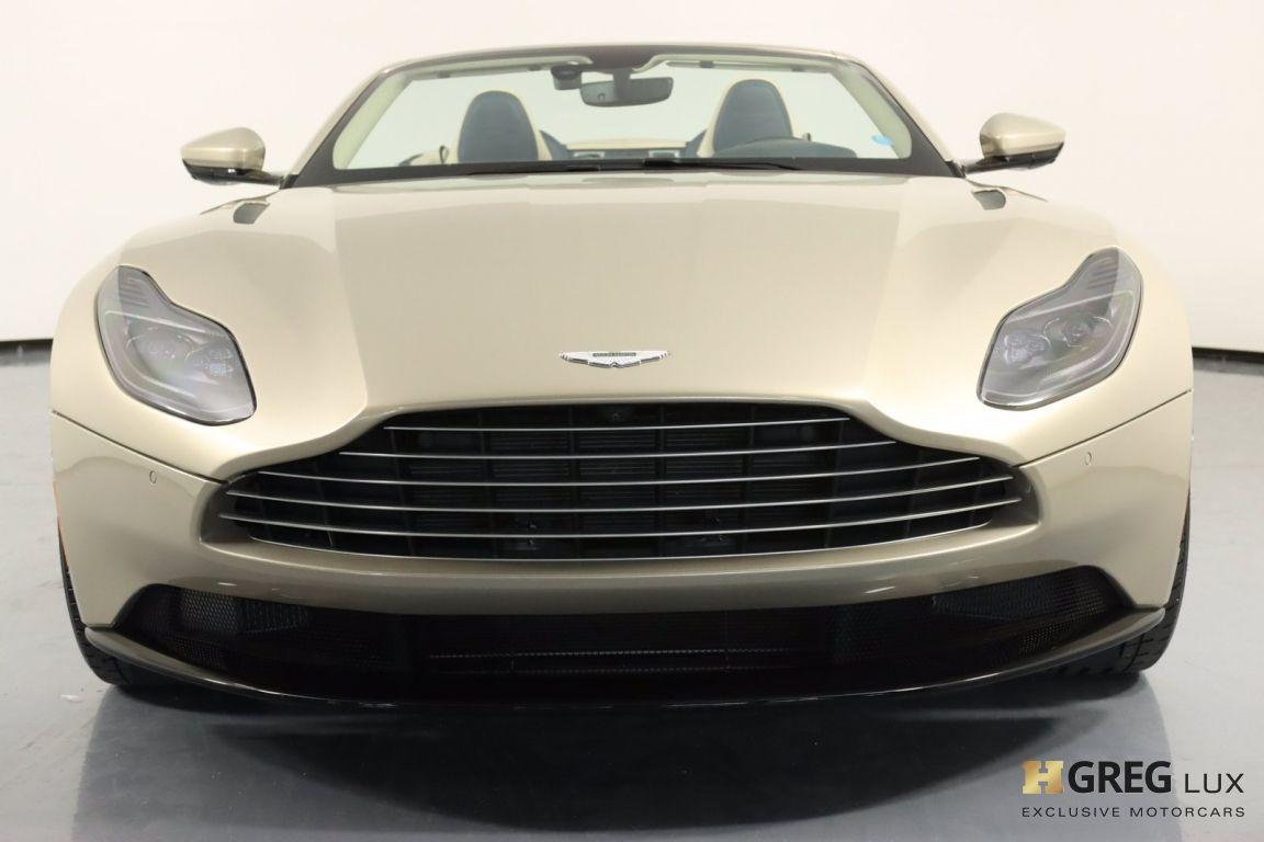 2019 Aston Martin DB11 Volante #5