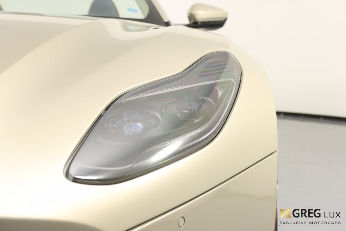 2019 Aston Martin DB11 Volante #7