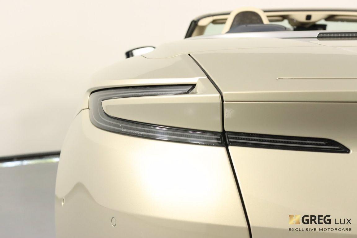 2019 Aston Martin DB11 Volante #20