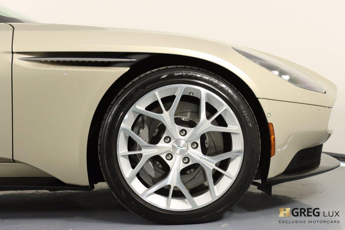 2019 Aston Martin DB11 Volante #12