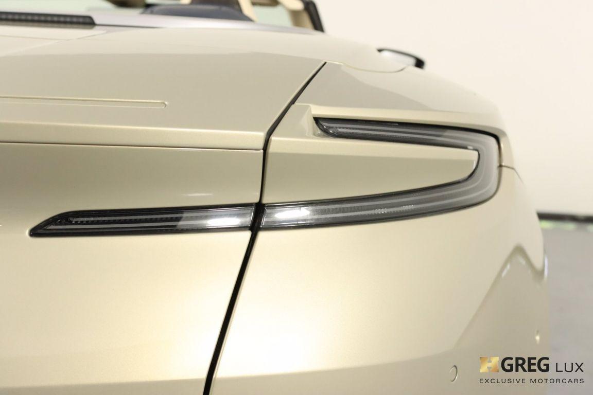 2019 Aston Martin DB11 Volante #21
