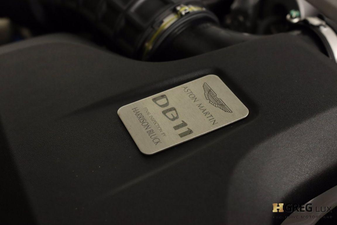 2019 Aston Martin DB11 Volante #56