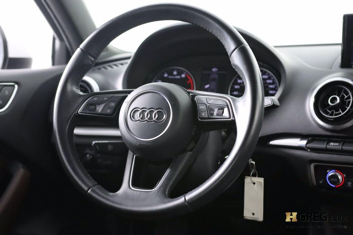 2018 Audi A3 Sedan  #48