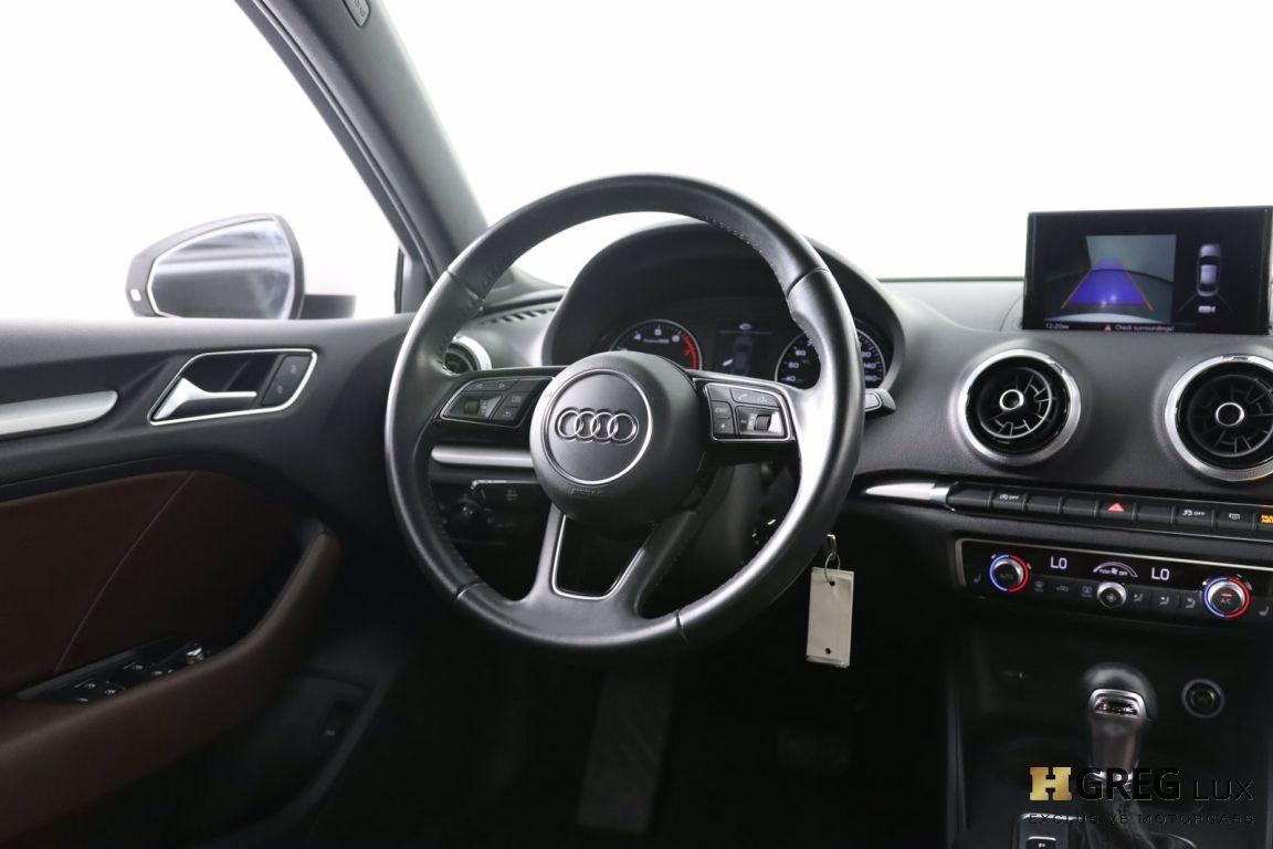 2018 Audi A3 Sedan  #47
