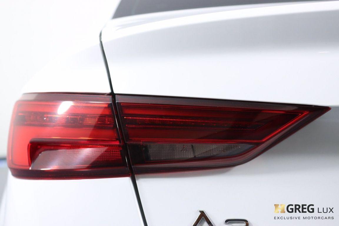 2018 Audi A3 Sedan  #17