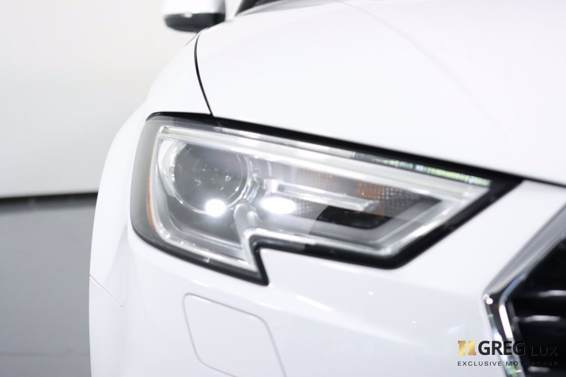 2018 Audi A3 Sedan  #4