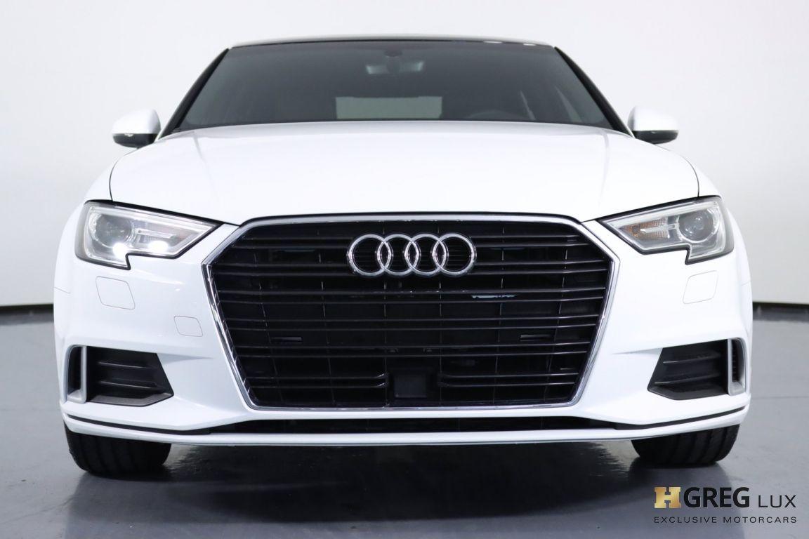 2018 Audi A3 Sedan  #3