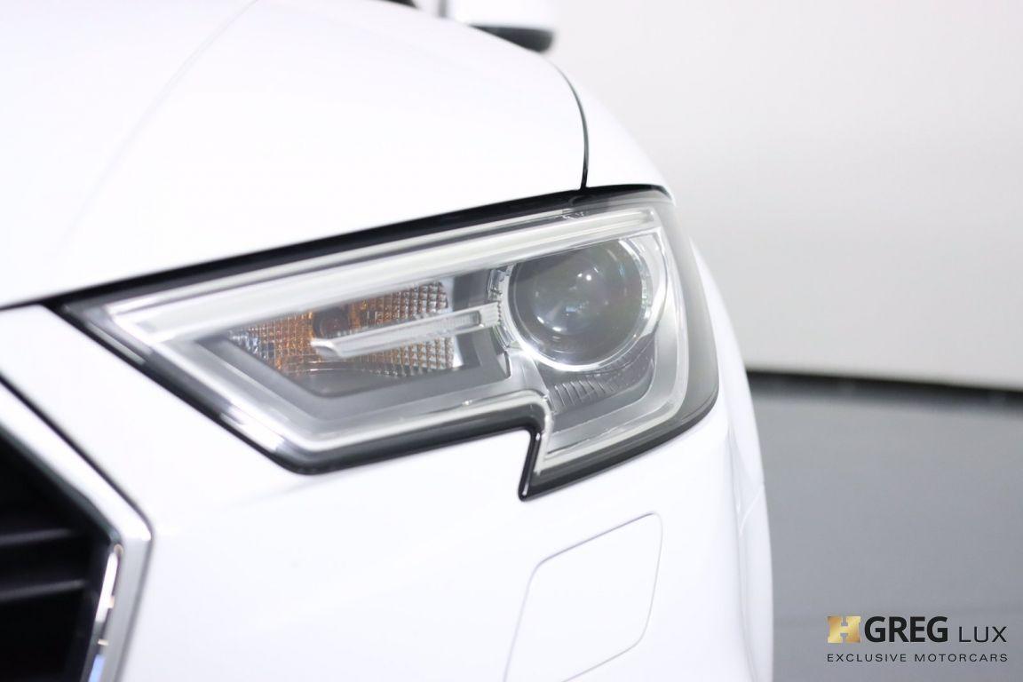 2018 Audi A3 Sedan  #5