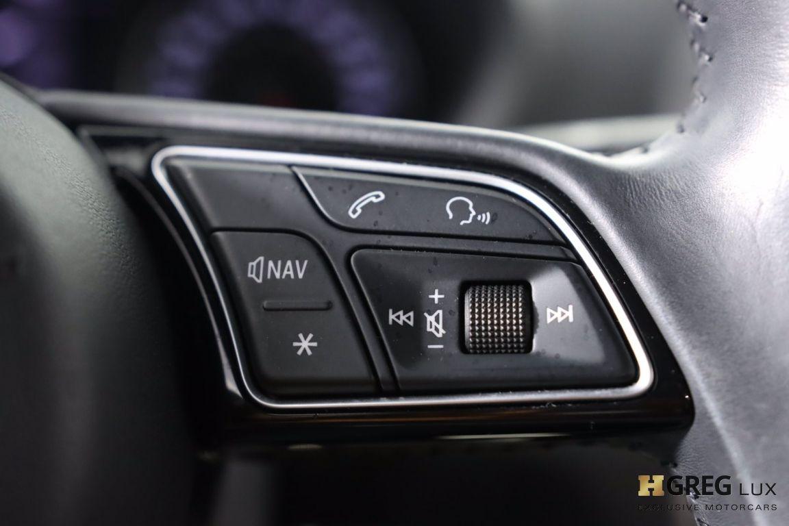 2018 Audi A3 Sedan  #50
