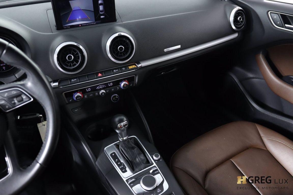 2018 Audi A3 Sedan  #39