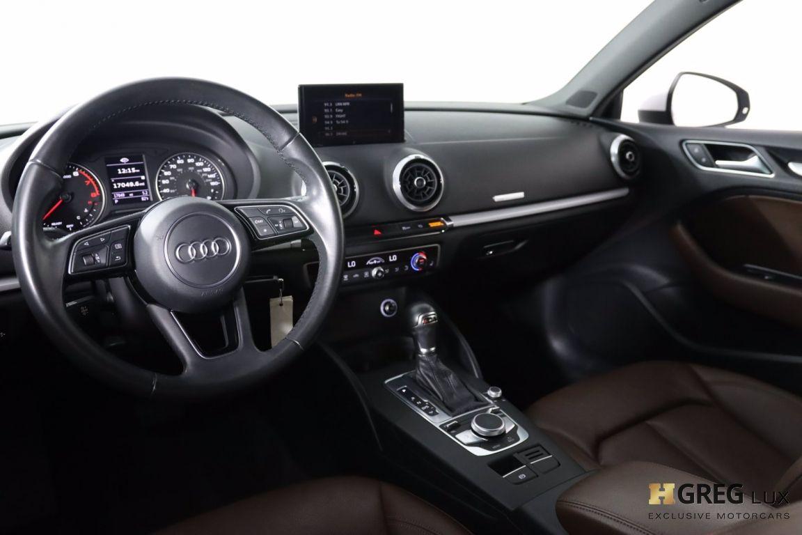 2018 Audi A3 Sedan  #1