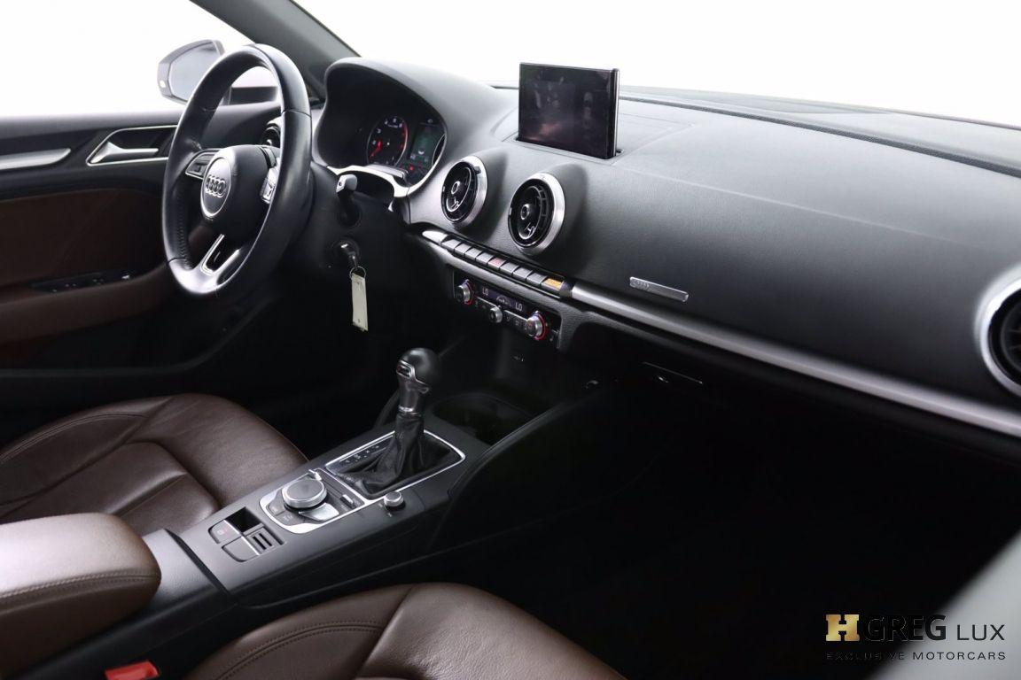 2018 Audi A3 Sedan  #29