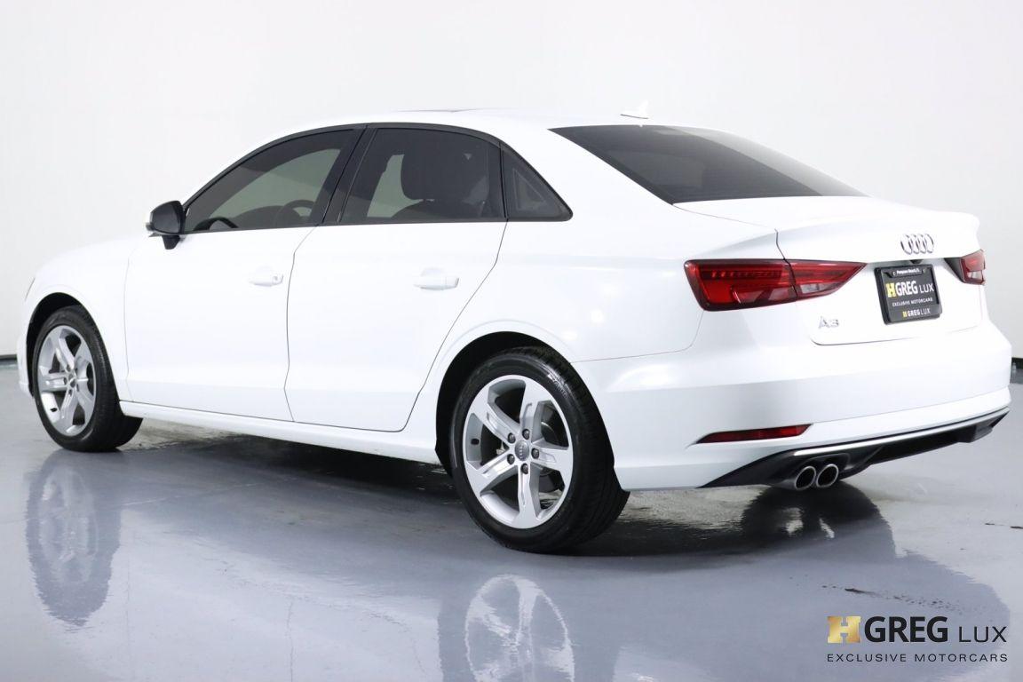 2018 Audi A3 Sedan  #21